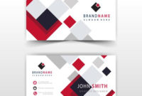 Editable Business Card Template Vector – Download Free inside Professional Business Card Templates Free Download
