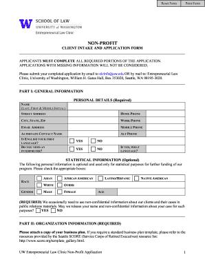 Editable Non Profit Organization Membership Form Template for Sample Non Profit Business Plan Template