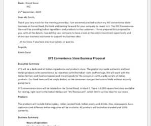 Editable Printable Proposal Templates inside Unique Business Idea Template For Proposal