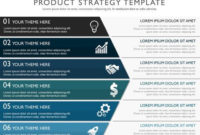 Effective Product Strategy Presentation Template Regarding 1 Page Business Plan Templates Free