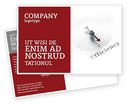 Efficiency Brochure Template Design And Layout, Download pertaining to Unique Business Process Catalogue Template