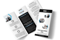 Elite Business Consulting Brochure Template | Mycreativeshop for Business Plan Template For Consulting Firm