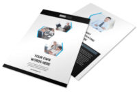 Elite Business Consulting Brochure Template | Mycreativeshop with regard to Best Business Plan Template For Consulting Firm
