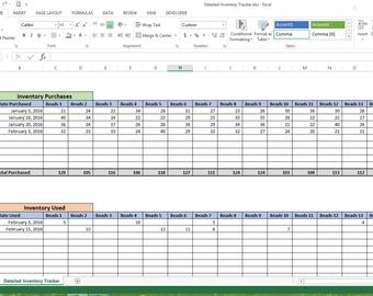 Etsy Seller Revenue & Cost Tracking Templateeddybrands pertaining to New Etsy Business Plan Template