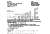 Example Standletter Of Credit – Fill Online, Printable within Australian Business Letter Template