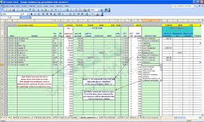 Excel Accounting Spreadsheet Download in New Accounting Spreadsheet Templates For Small Business