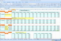 Excel Spreadsheet For Small Business Accounting – Laobing within Small Business Accounting Spreadsheet Template Free