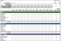 Excel Templates| Budget Spreadsheet, Wedding Budget in Free Small Business Budget Template Excel