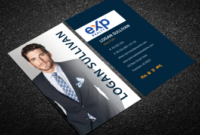 Exp Realty Business Cards | Free Shipping regarding Email Business Card Templates