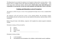 Fillable Online Center Child Care Policies And Procedures pertaining to Unique Daycare Center Business Plan Template