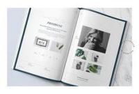 Filmore Fashion Proposal #Proposal #Brochure #Template # regarding Business Proposal Indesign Template