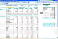 Financial Excel Collection For 2013 | Excel Spreadsheets regarding Free Small Business Budget Template Excel