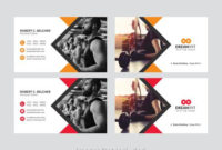 Fitness Business Card Template – Download Free Vectors for Business Plan Template For Gym