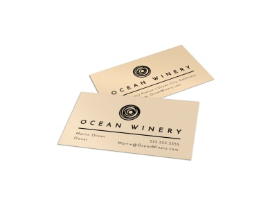 Food & Beverage Business Card Templates | Mycreativeshop regarding New Food Business Cards Templates Free