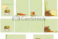Food Stationary Template – Brochure Design, Cd Cover with Food Delivery Business Plan Template