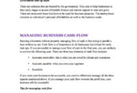 Food Truck Business Plan Sample Pages – Black Box Business inside Business Plan Template For Trucking Company