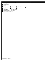 Form Aoc-A-226 Download Fillable Pdf Or Fill Online Nc with Data Warehouse Business Requirements Template