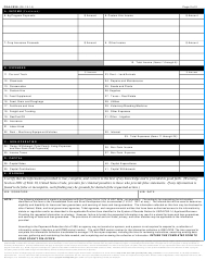 Form Fsa-2038 Download Fillable Pdf Or Fill Online Farm with regard to Business Plan Title Page Template