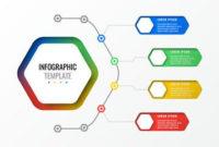 Four Options Design Layout Infographic Template With regarding Unique Business Process Design Document Template