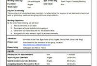 Free 28+ Agenda Samples In Ms Word inside Free Meeting Agenda Template Word