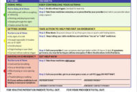 Free 38+ Example Of Action Plans Samples In Ms Word   Pdf with regard to New Free Business Plan Template Australia