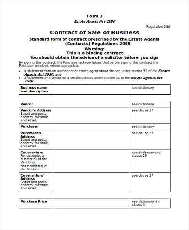 Free 8+ Sample Business Purchase Agreements In Pdf | Ms Word with regard to Free Business Purchase Agreement Template