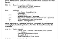 Free 9+ Agenda Outline Samples In Ms Word | Pdf inside Simple Agenda Template