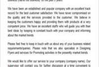 Free 9+ Letter Of Introduction Samples In Ms Word   Pdf inside Best New Business Introduction Email Template