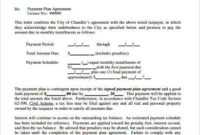 Free 9+ Sample Payment Agreement Forms In Pdf | Ms Word regarding How To Make A Business Contract Template
