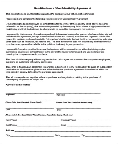 Free 9+ Sample Sale Of Business Agreement Templates In Ms for Sale Of Business Contract Template Free