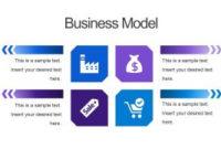 Free Business Plan Template For Powerpoint – Slidemodel regarding Business Case Presentation Template Ppt