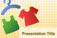 Free Clothes Powerpoint Templates Intended For Business Attire For Women Template
