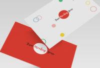 Free Falling Business Card Mockup Psd Templatefree Mockup Zone with regard to Business Card Template Photoshop Cs6