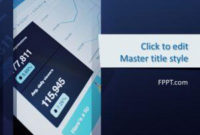 Free Finance Powerpoint Templates within Unique Business Card Template Powerpoint Free