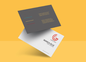 Free Floating Business Card Mockup Templatefree Mockup Zone inside New Free Business Card Templates In Psd Format