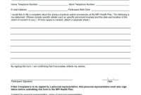 Free Hipaa Compliance Forms Download – Fill Out Online pertaining to Business Associate Agreement Hipaa Template