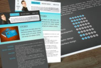 Free Indesign Templates: Brochures, Magazines, Newsletters throughout Quality Business Proposal Indesign Template