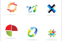 Free Logo Elements Free Vector In Encapsulated Postscript regarding Business Logo Templates Free Download