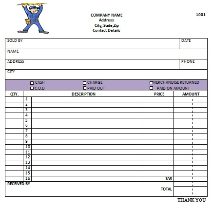 Free Printable Invoices Templates - Business Card pertaining to Best Business Invoice Template Uk