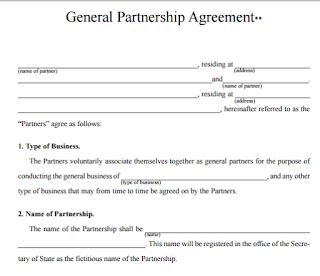Free Printable Partnership Agreement | Document, Générale pertaining to Business Partnership Agreement Template Pdf