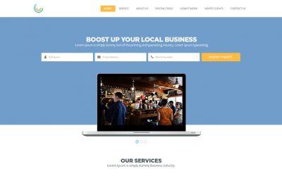Free Psd Web Templates | Psdexplorer with regard to Unique Free Psd Website Templates For Business