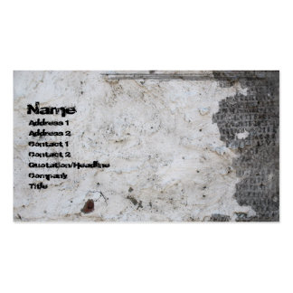 Gothic Business Cards & Templates | Zazzle regarding Unique Plastering Business Cards Templates