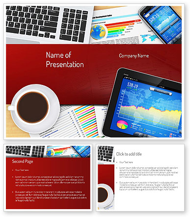 Home Business Powerpoint Template - Poweredtemplate with Quality Ppt Presentation Templates For Business