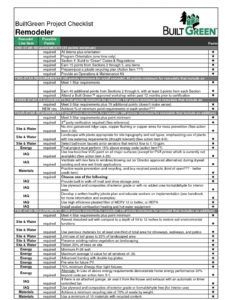Home Improvement Checklist Template inside Usps Business Reply Mail Template
