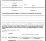 Home Improvement Contract – Free Printable Documents regarding Fresh Business Improvement Proposal Template