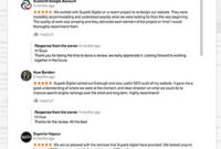 How To Ask Your Clients For Google + Business Reviews inside New Customer Business Review Template