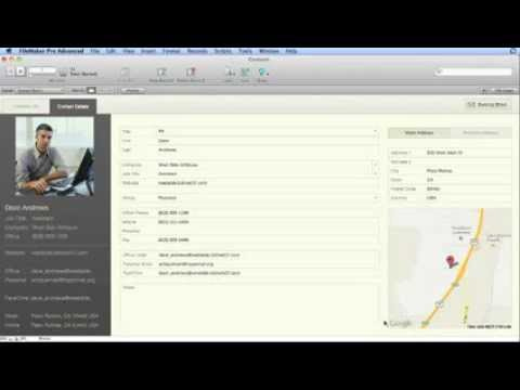 How To Use The Filemaker Field Picker Tool - Claris with regard to Fresh Filemaker Business Templates