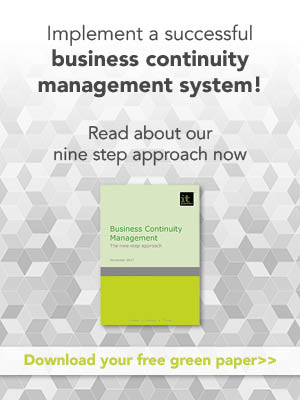 How To Write An Iso 22301-Compliant Business Continuity regarding Simple Business Continuity Plan Template