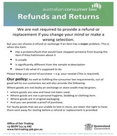How To Write And Promote A Return Policy Customers Love pertaining to Policies And Procedures Template For Small Business