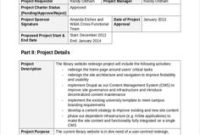 Image Result For Example Project Charter   Project in Best Business Charter Template Sample